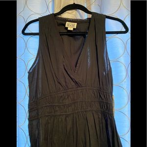 Converse black v-neck dress